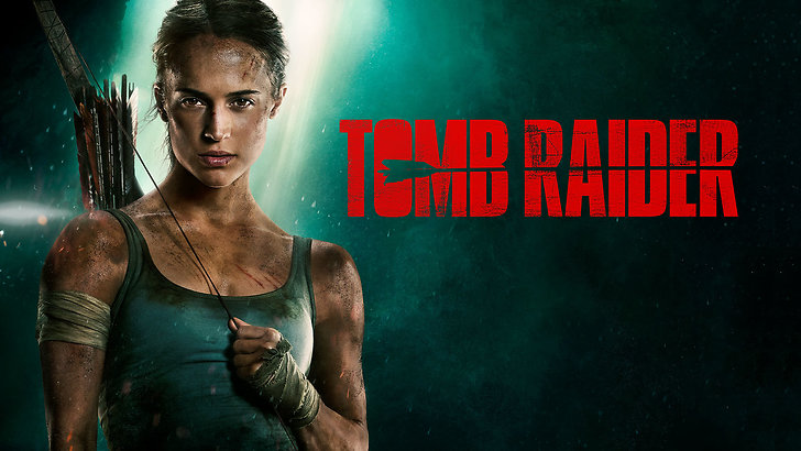 Tomb Raider på Viaplay