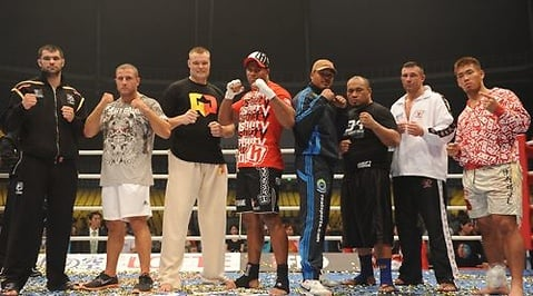 Final 16, Seoul, Semmy Schilt, Peter Aerts, Mighty Mo, Alistair Overeem, K-1