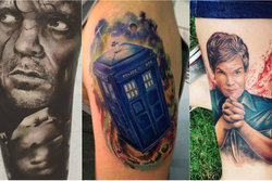 House of cards, Tatueringstrend, game of thrones, Breaking Bad, Mad Men, Oitnb, Tv-serier