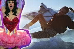 Katy Perry, Video,  Vimeo, Elliphant,  Down on life