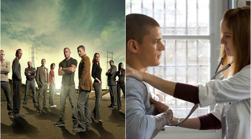 nya avsnitt, Serie, Quiz, Ny säsong, Prison Break, Fan