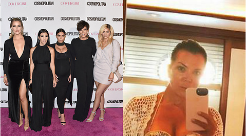 Kris Jenner, Khloe Kardashian, Keeping up with the Kardashians