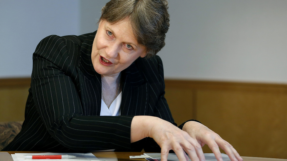 23. Helen Clark. Development Program Administrator.