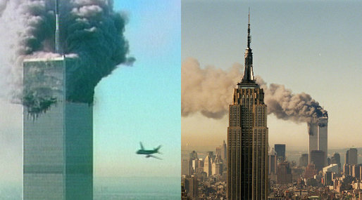 11 September, Manhattan, World Trade Center, Terrorattack
