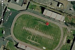 Google Maps, amerikansk fotboll, Detroit, Polisen, Penis, High School