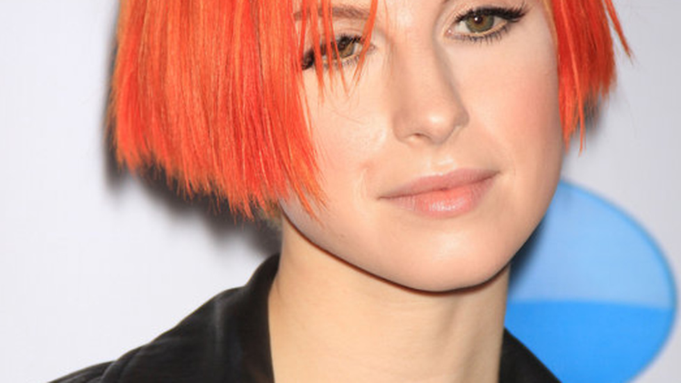 "Årets MTV Clubland: Hayley Williams Zedd ft -. ""Stay the Night"""