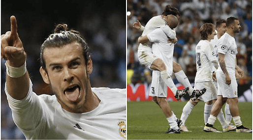 Manchester City, Real Madrid, Next in football, Fotboll, Gareth Bale, Champions League
