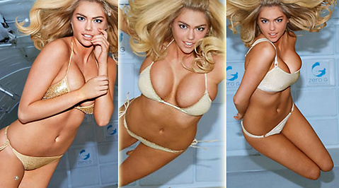 Sports Illustrated, Kate Upton