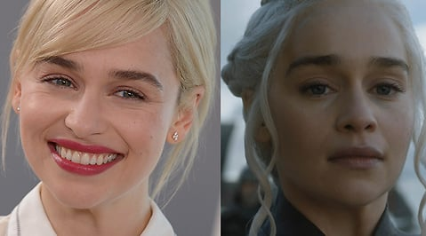 game of thrones, Emilia Clarke