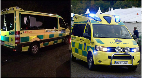 Ambulans, Vandalisering