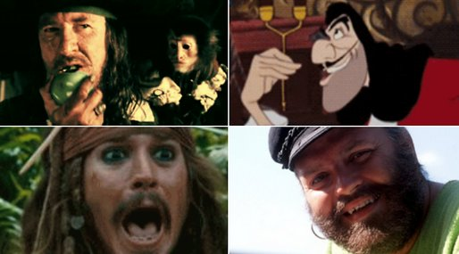 Jack Sparrow,  pippi,  Talk Like a Pirate Day, Pirates, Pirat