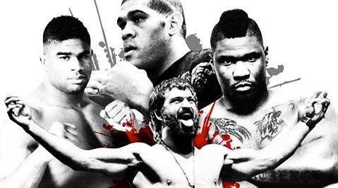Brett Rogers, Andrei Arlovski, Antonio Silva, Strikeforce, Alistair Overeem