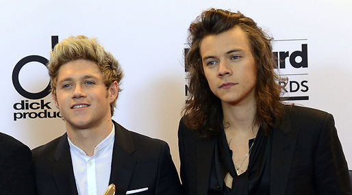 Niall Horan, Billboard Music Awards, Harry Styles, One direction