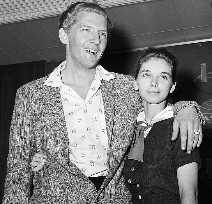 Jerry Lee Lewis och Myra