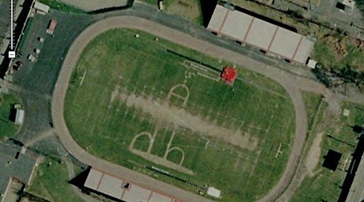 Detroit, Penis, Google Maps, High School, amerikansk fotboll, Polisen