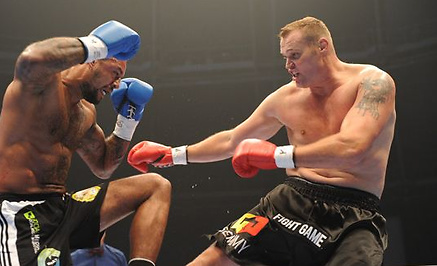 Alistair Overeem, Semmy Schilt, Final 16, Seoul