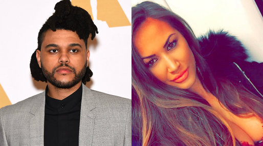 The Weeknd, Isabella Östberg