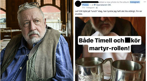 Leif GW Persson, #metoo, Aftonbladet