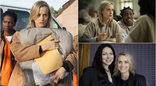 Orange is the new black, Oitnb, Fängelse,  intgen