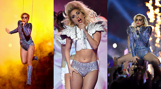 Lady Gaga, super bowl
